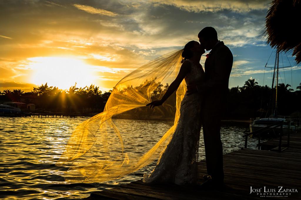 Xanadu Belize Wedding, Ambergris Caye, Belize