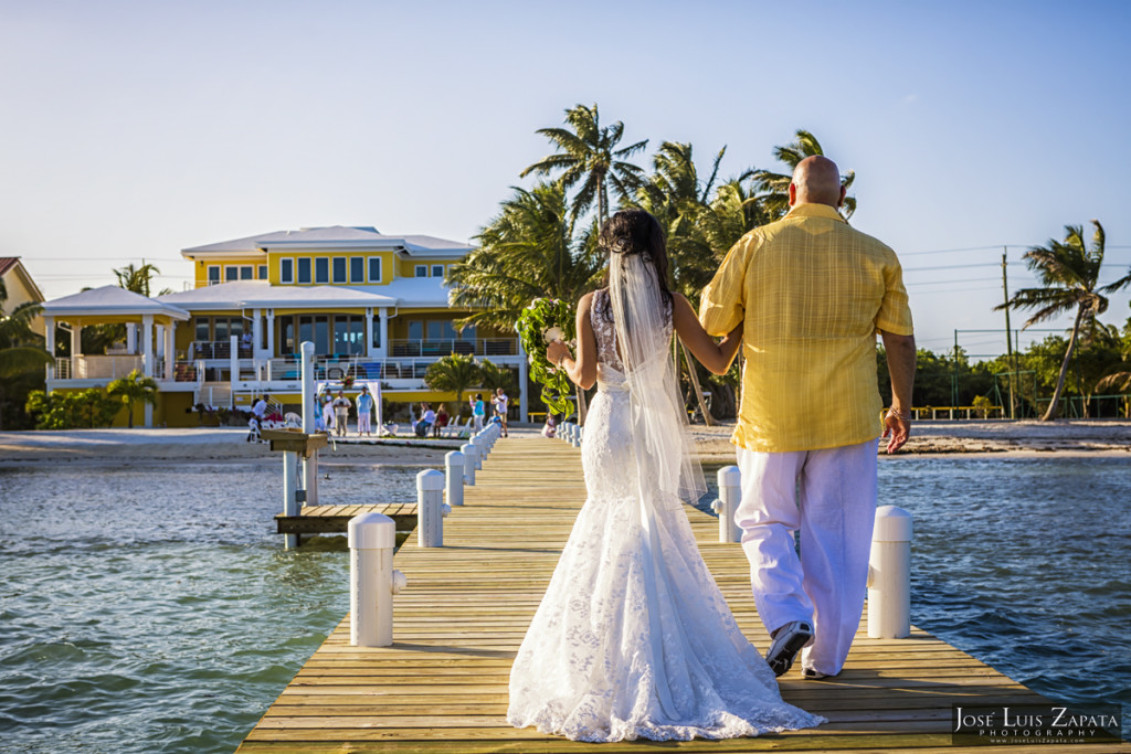 Wataview Belize Wedding - Luxury Beachfront Vacation Rental - Belize Photographer Jose Luis Zapata Photography