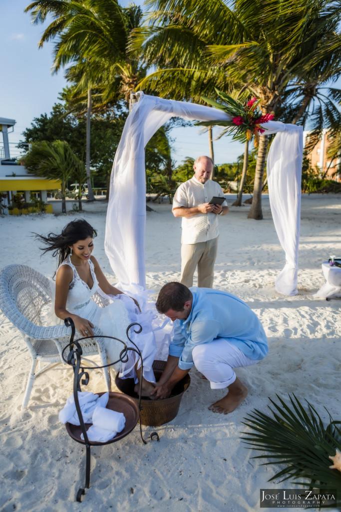 Wedding Belize - Luxury Beachfront Vacation Rental - Belize Photographer Jose Luis Zapata Photography