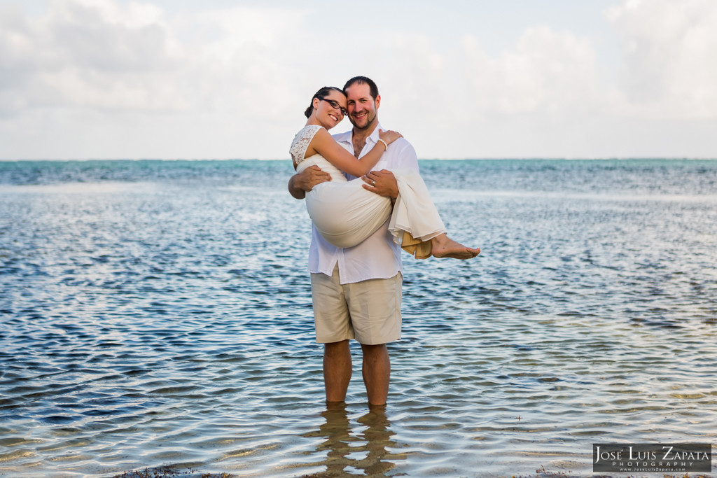 Las Terrazas Wedding - San Pedro, Ambergris Caye, Belize Photographer