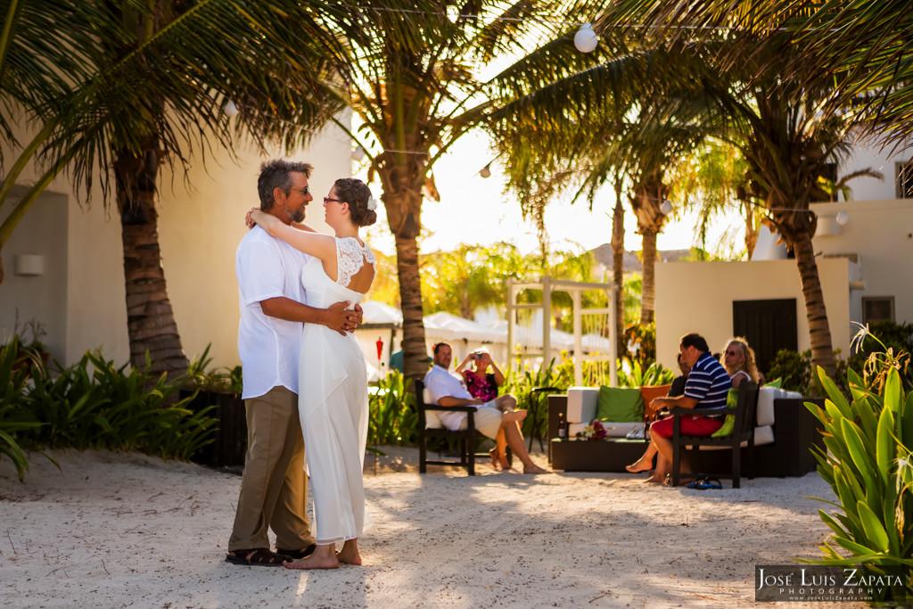 Las Terrazas San Pedro Wedding - Ambergris Caye, Belize Photographer