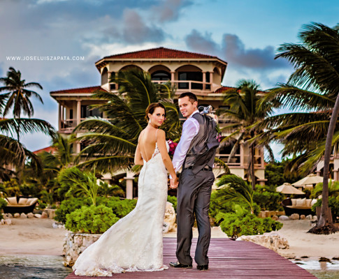San Pedro Belize Weddings