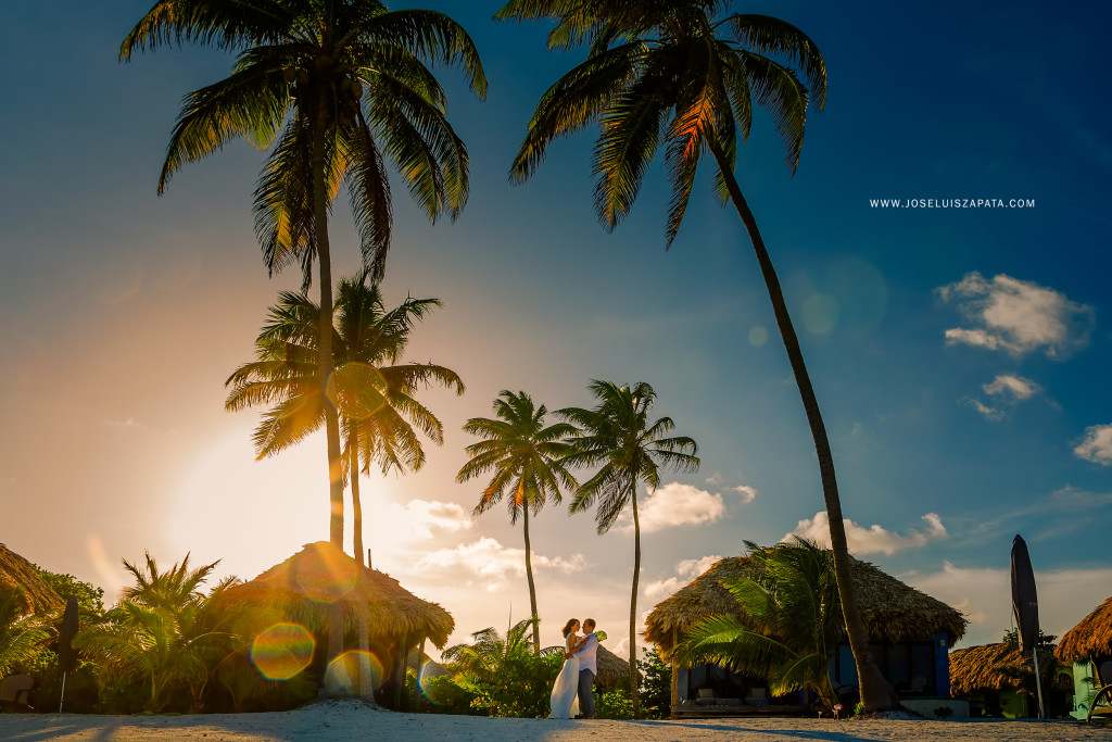San Pedro Belize Weddings - Mata Chica Resort, Ambergris Caye - Wedding Photographer, Jose Luis Zapata Photography