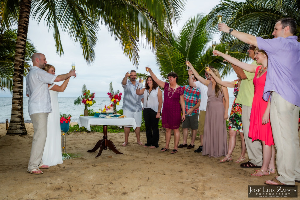 Hopkins Belize Weddings - Hamanasi Resort - Jose Luis Zapata Photography