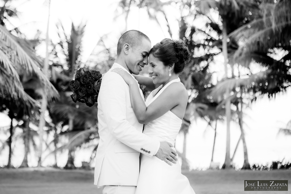 Victoria House Wedding Elopement - Victoria House Resort - Ambergris Caye, Belize Wedding