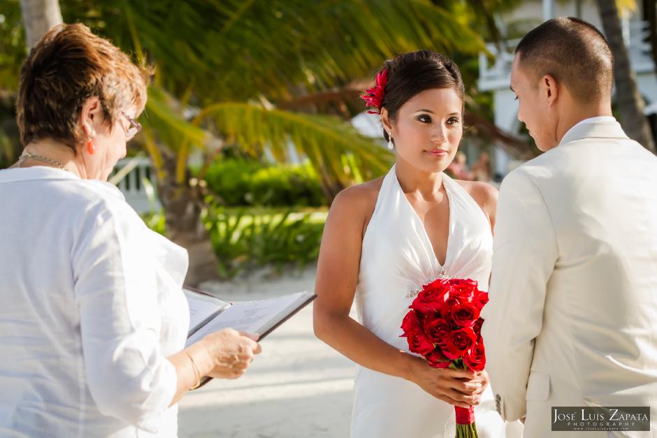 Victoria House Elopement - Victoria House Resort - Ambergris Caye, Belize Wedding