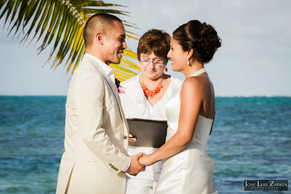 Victoria House Elopement - Victoria House Resort - Ambergris Caye, Belize Wedding