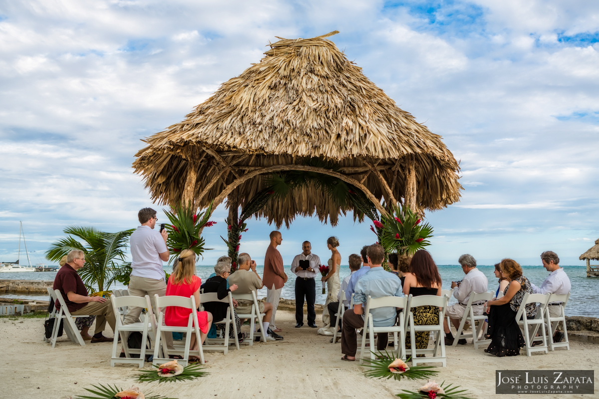 Xanadu Resort Belize Wedding, San Pedro, Belize - Wedding Photography