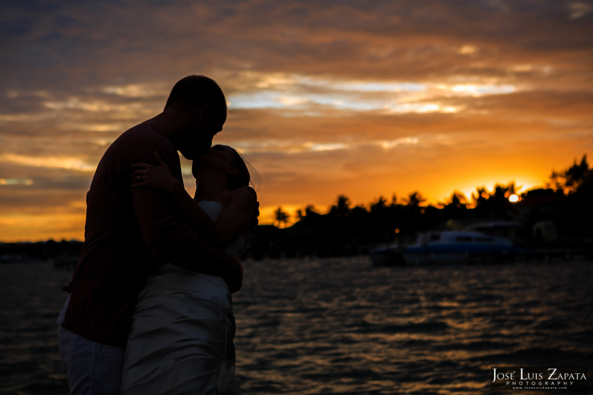 xanadu resort wedding ambergris caye belize