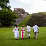 Xunantunich Mayan Ruin Wedding - Cayo, Belize - Maya Wedding