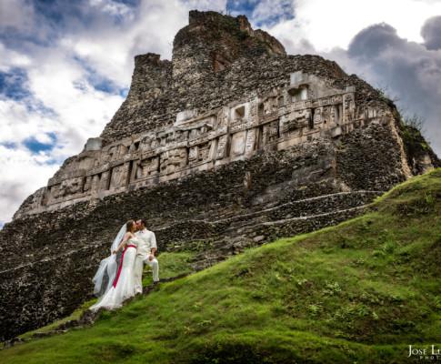 Mayan Wedding Xunantunich – Cayo, Belize
