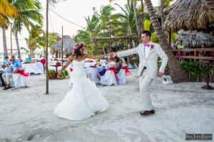 Ramon's Village Weddings, San Pedro, Ambergris Caye, Belize