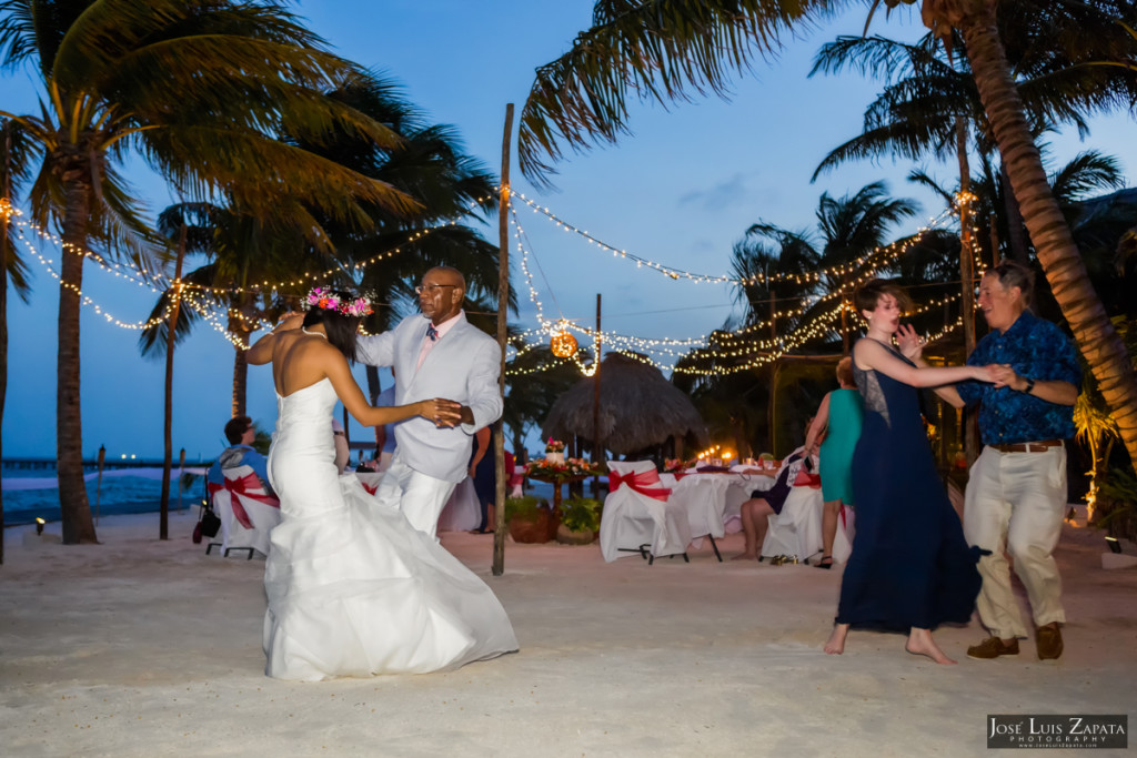 Ramon's Village Belize Weddings, San Pedro, Ambergris Caye