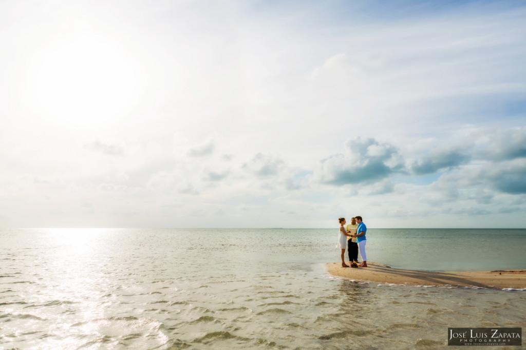 San Pedro Sandbar Elopement Wedding, Ambergris Caye, Belize Wedding (32)