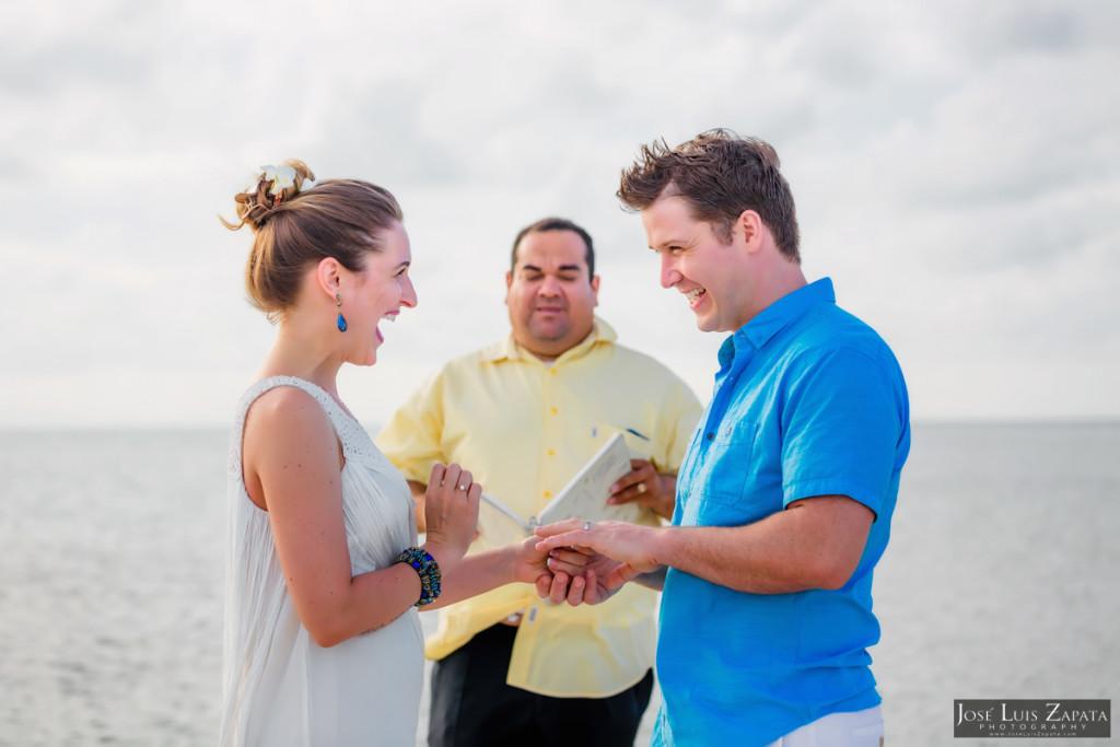 San Pedro Sandbar Elopement Wedding, Ambergris Caye, Belize Wedding (26)
