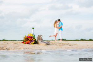 San Pedro Sandbar Elopement Wedding, Ambergris Caye, Belize Wedding (22)