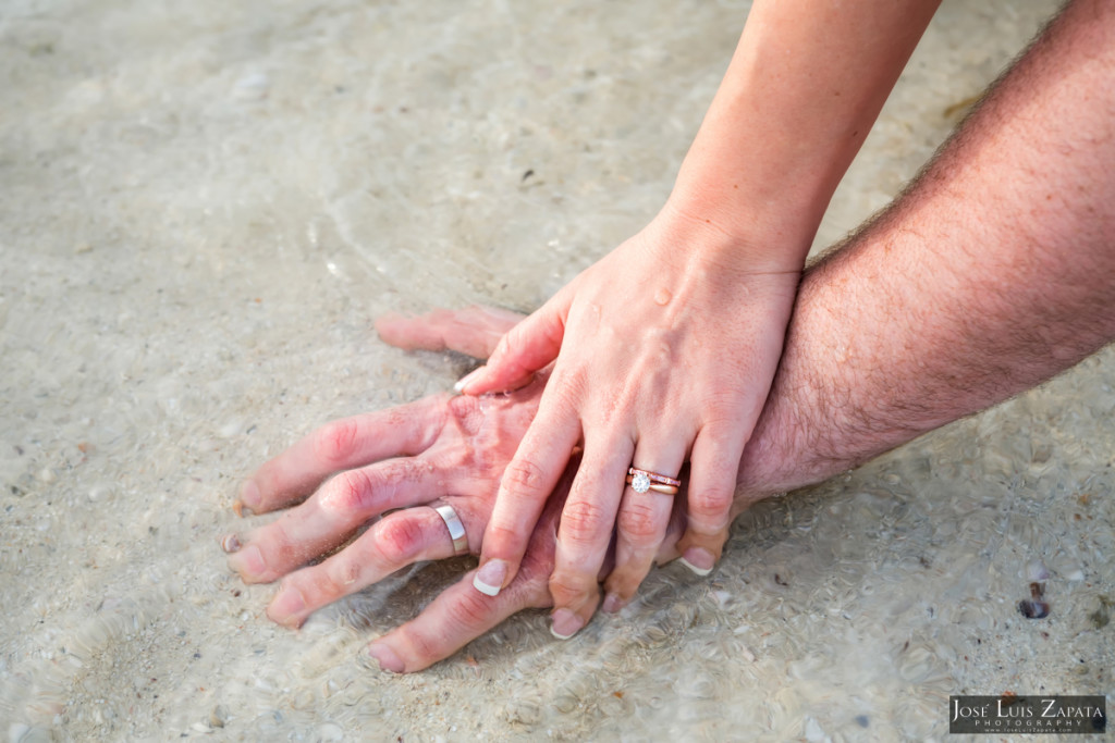 San Pedro Sandbar Elopement Wedding, Ambergris Caye, Belize Wedding (21)