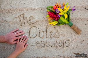 San Pedro Sandbar Elopement Wedding, Ambergris Caye, Belize Wedding (13)
