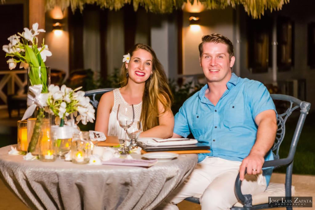 San Pedro Elopement Wedding, Ambergris Caye, Belize Wedding