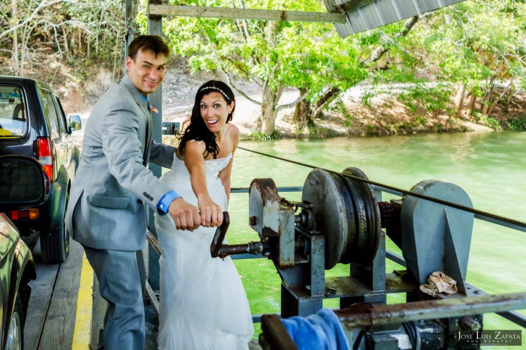 Black Rock Lodge, Mayan Wedding and Next Day Photos in Belize - Xunantunich, San Pedro Ambergris Caye