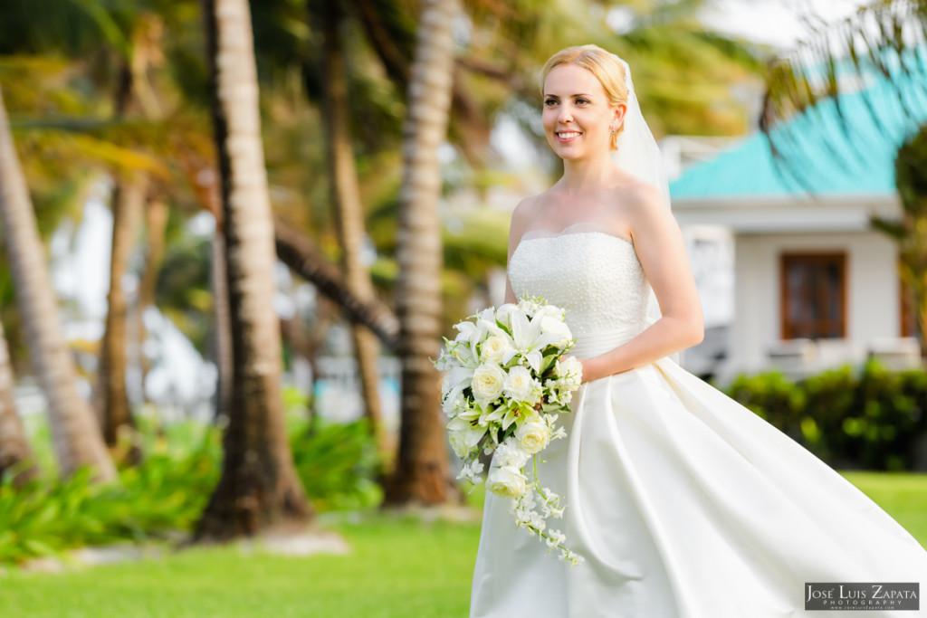 Antonio & Flavia - Luxury Belize Wedding - Victoria House Resort Wedding
