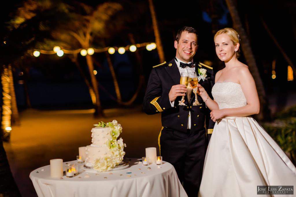 Antonio & Flavia - Belize Luxury Wedding - Victoria House Resort Wedding