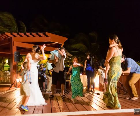 Banyan Bay Resort Wedding, San Pedro, Belize Wedding