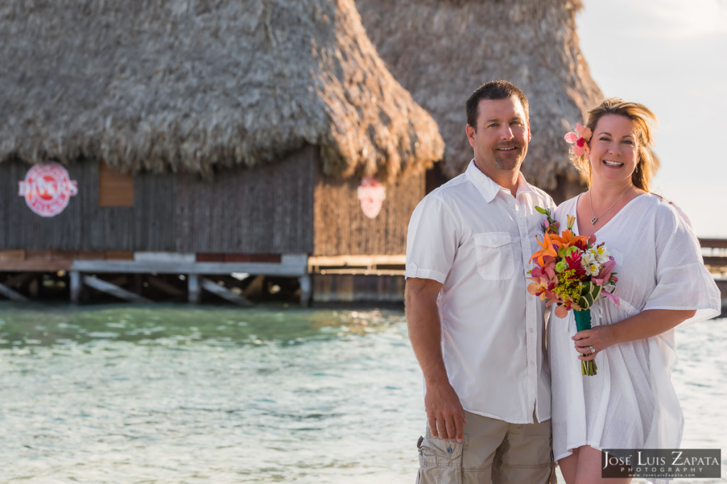Ramon's Village Beach Elopement