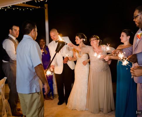 Las Terrazas San Pedro Belize Beach Wedding