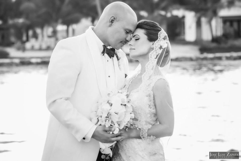 Craig & Melissa - Las Terrazas - San Pedro Belize Wedding