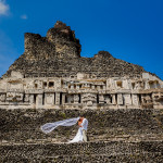 Ken & Marika Placencia Belize Wedding and Xunantunich Next Day Photos