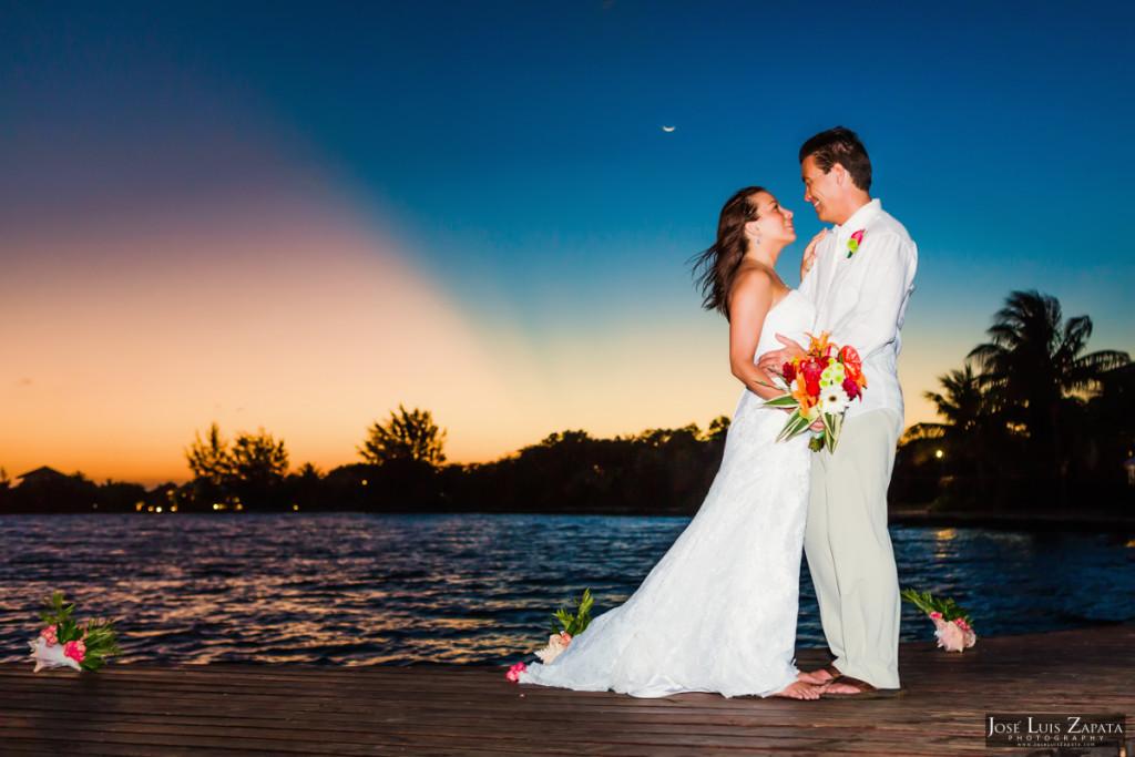 Ken & Marika Placencia Belize Wedding and Xunantunich Next Day Photos