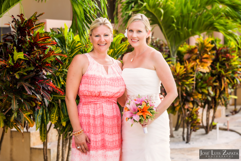 Kyle Stephanie Coco Beach Resort Belize Wedding