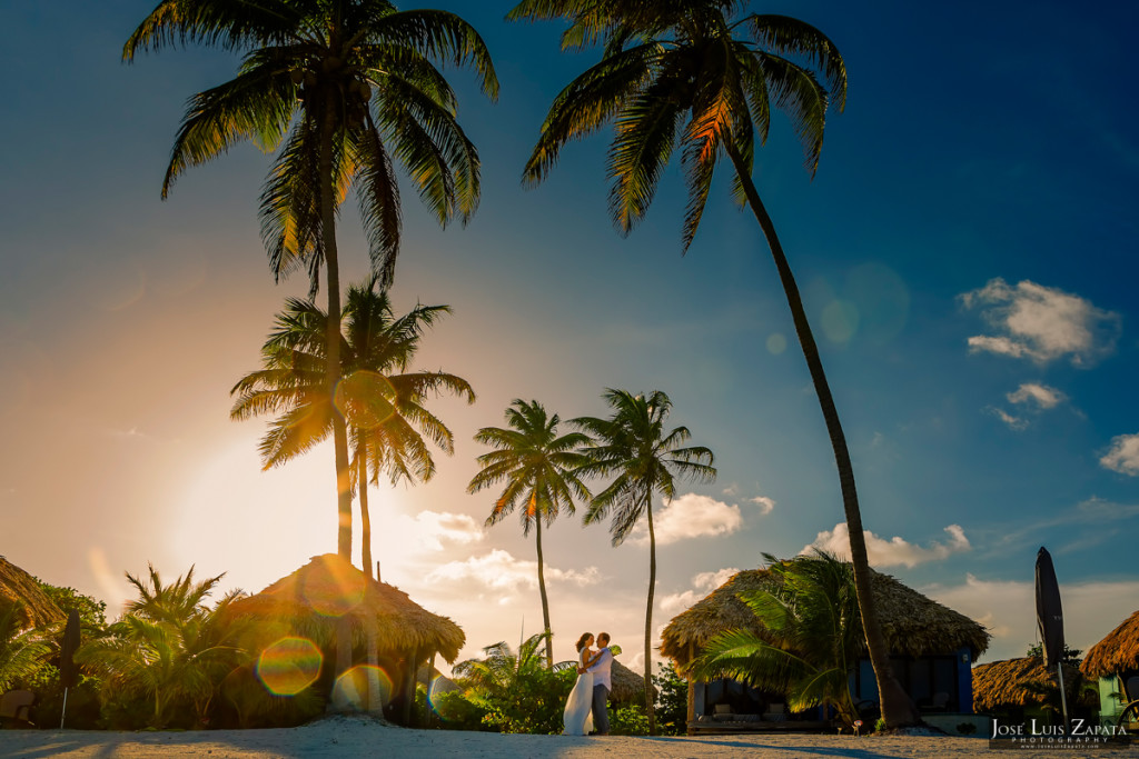 Wedding Elopement at Mata Chica Resort in North Ambergris Caye, Belize