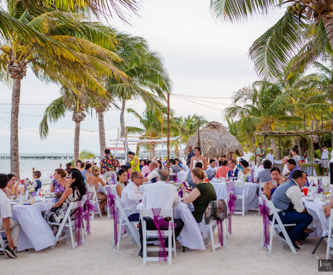 San Pedro Belize Wedding | Ramon's Village Resort