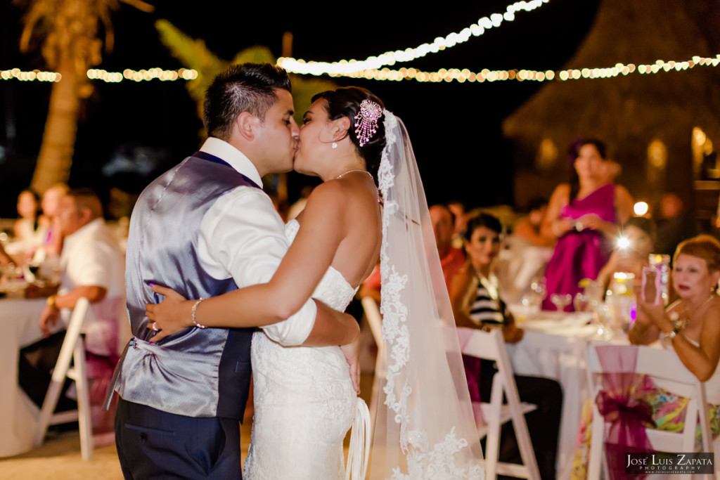 Daniel & Erika - San Pedro Belize Wedding Ramon's Village Resort