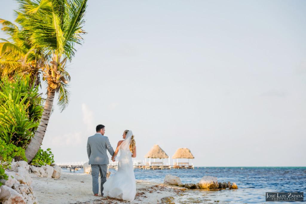 Coco Beach Belize Resort - Intimate Beach Wedding (23)