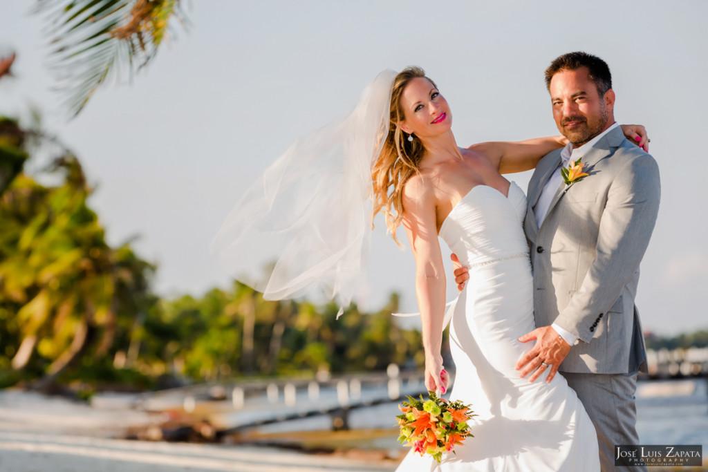 Coco Beach Belize Resort - Intimate Beach Wedding (22)