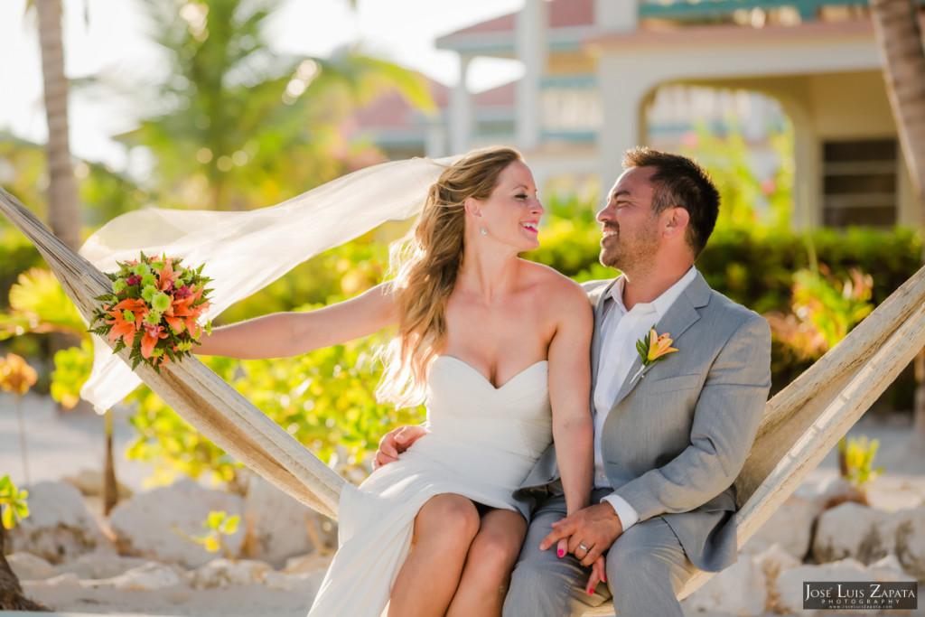 Coco Beach Belize Resort - Intimate Beach Wedding (14)