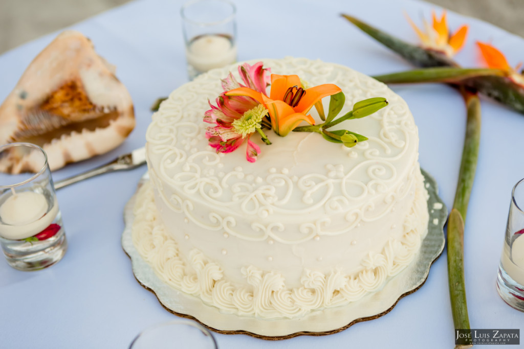 Coco Beach Belize Resort - Intimate Beach Wedding (13)