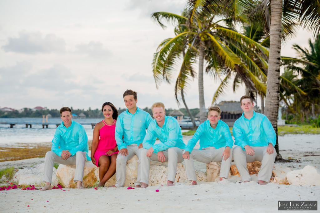 Coco Beach Belize Resort - Intimate Beach Wedding (11)