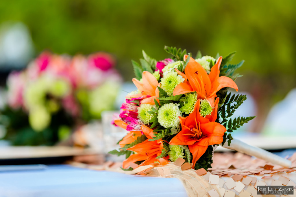 Coco Beach Belize Resort - Intimate Beach Wedding (10)