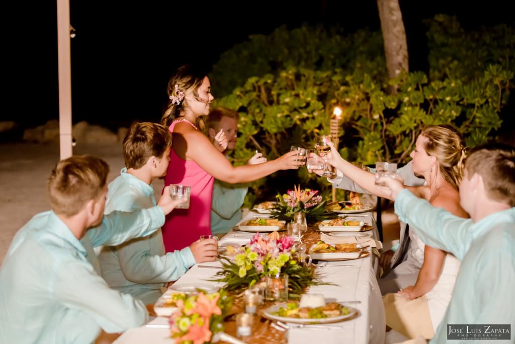 Coco Beach Belize Resort - Intimate Beach Wedding (3)