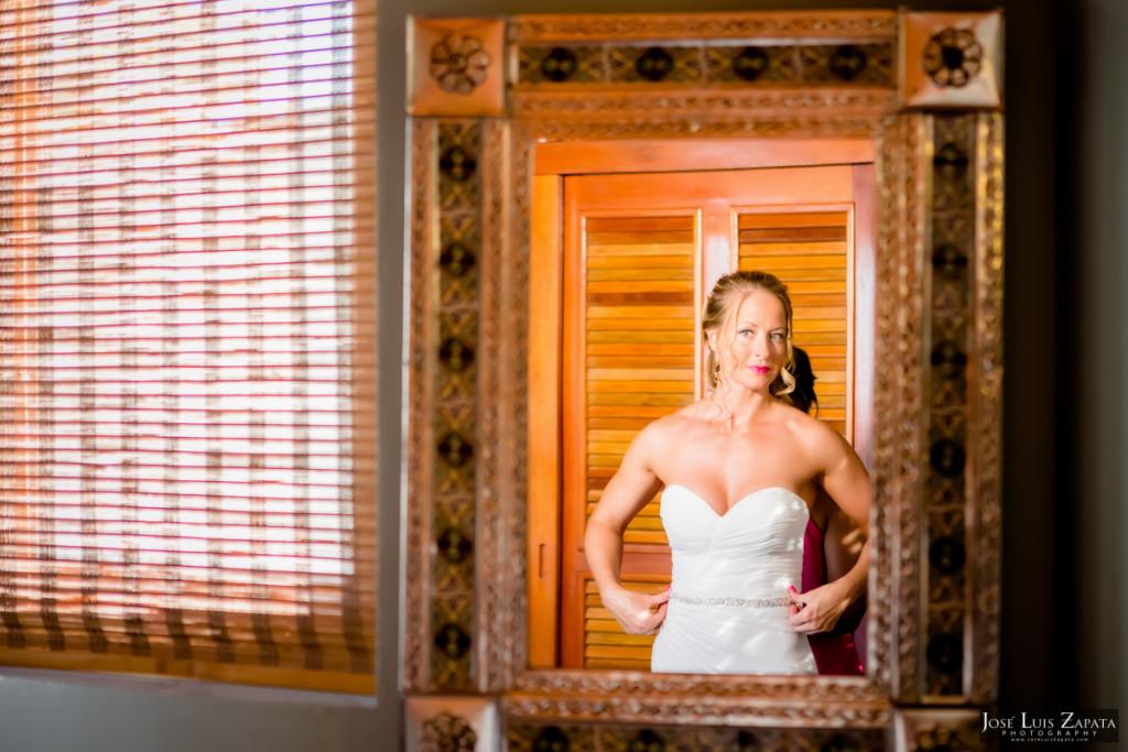 Coco Beach Belize Resort - Intimate Beach Wedding (53)