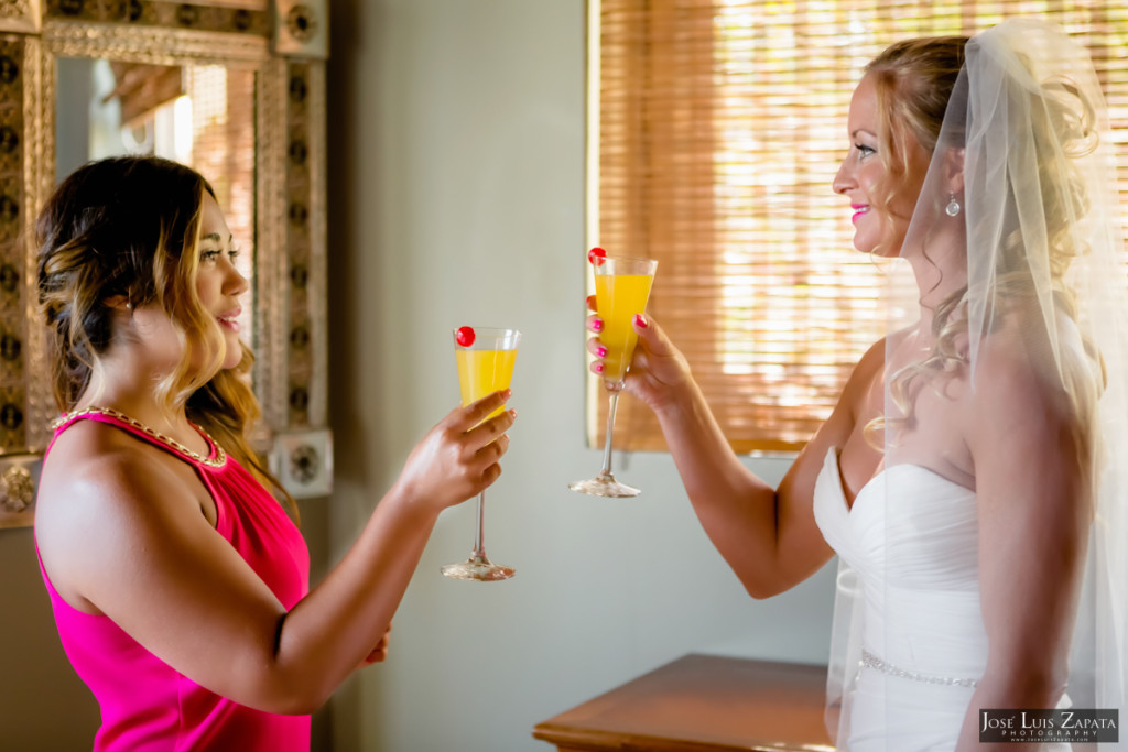 Coco Beach Belize Resort - Intimate Beach Wedding (50)