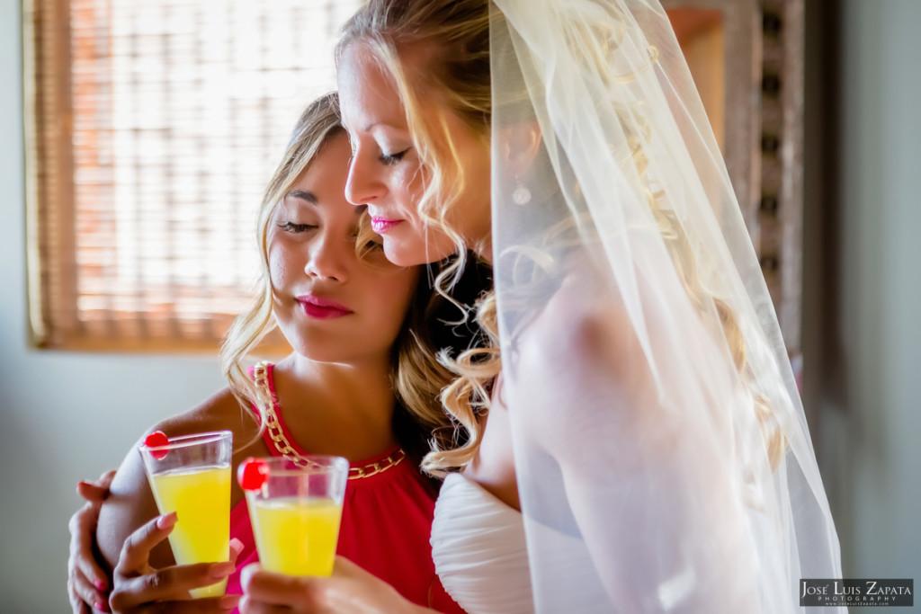 Coco Beach Belize Resort - Intimate Beach Wedding (49)