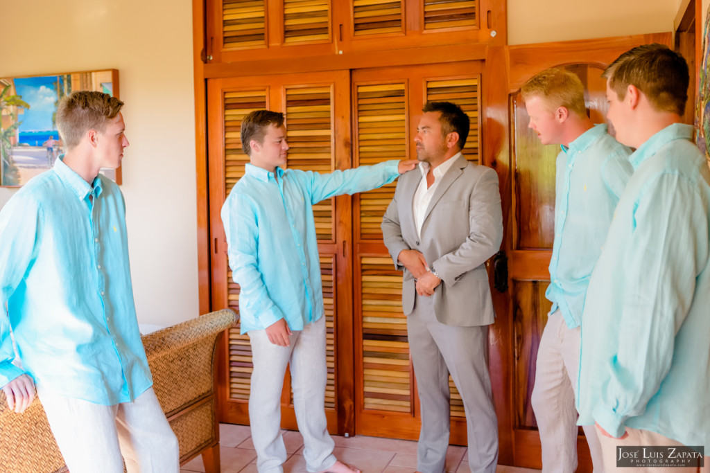 Coco Beach Belize Resort - Intimate Beach Wedding (46)