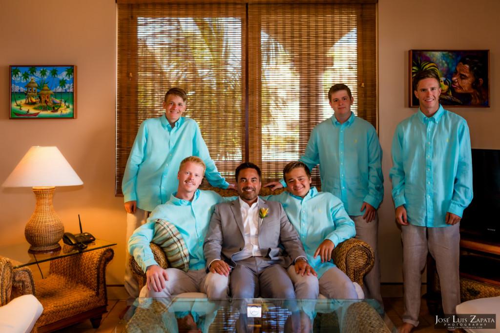 Coco Beach Belize Resort - Intimate Beach Wedding (45)