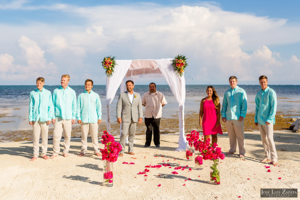 Coco Beach Belize Resort - Intimate Beach Wedding (44)