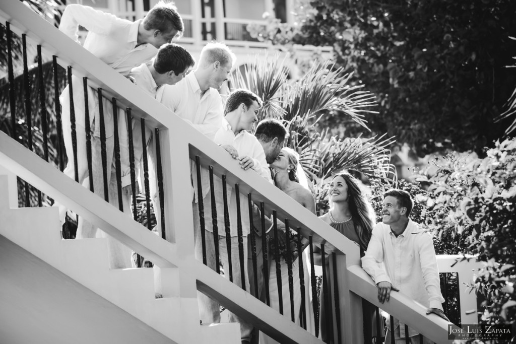 Coco Beach Belize Resort - Intimate Beach Wedding (28)